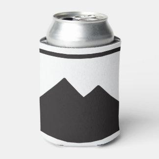 クーラーボックスのテンプレート 缶クーラー