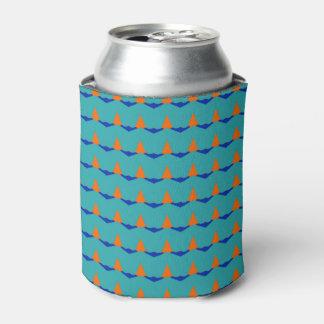 クーラーボックスの水のデザイン 缶クーラー