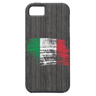 クールでイタリアンな旗のデザイン iPhone SE/5/5s ケース