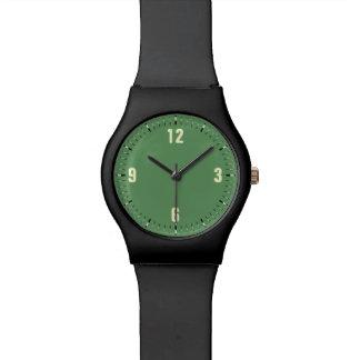 クールでカスタマイズ可能でモノトーンのなデザイナー腕時計 腕時計