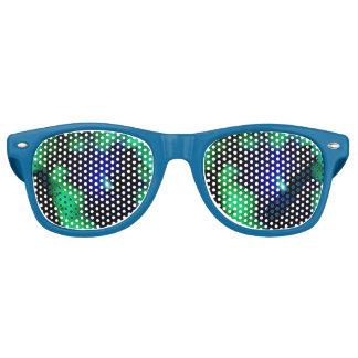 クールでトリップ(幻覚体験)のようななサングラス レトロサングラス