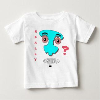 クールでユニセックスな子供のTシャツ ベビーTシャツ