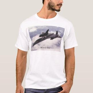 クールで平らなワイシャツ Tシャツ