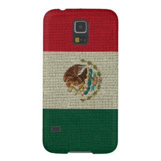 クールで粋なメキシコの旗のバーラップの質 GALAXY S5 ケース