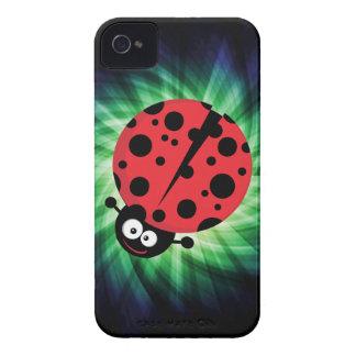 クールなてんとう虫 Case-Mate iPhone 4 ケース
