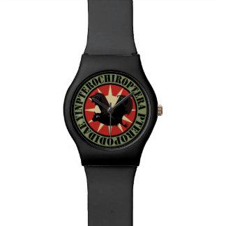 クールなオオコウモリ 腕時計