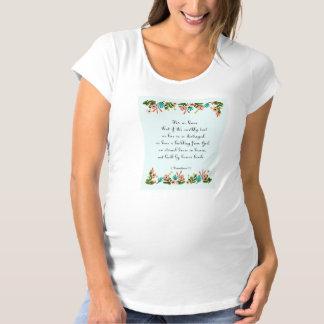 クールなキリスト教の芸術- 2 Corinthiansの5:1 マタニティTシャツ
