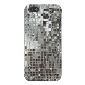 クールなスパンコールの一見のiPhoneの場合 iPhone SE/5/5sケース