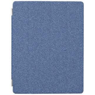 クールなデニムのブルー・ジーンズ iPadスマートカバー