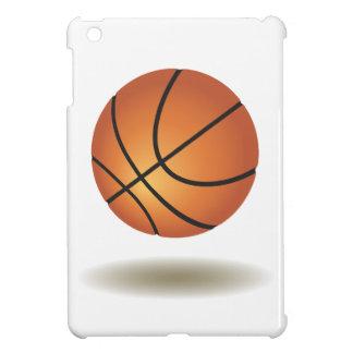 クールなバスケットボールの紋章 iPad MINIカバー