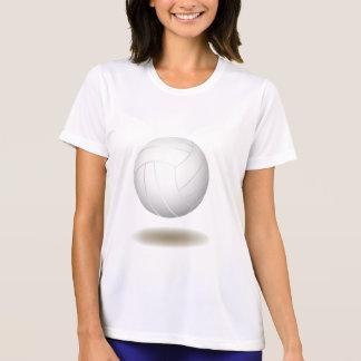 クールなバレーボールの紋章1 Tシャツ