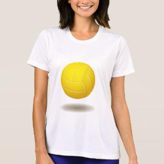 クールなバレーボールの紋章2 Tシャツ