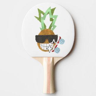 クールなパイナップル卓球のこうもり 卓球ラケット