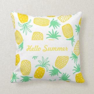 クールなパイナップル枕 クッション