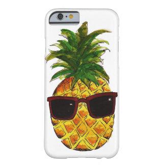 クールなパイナップル BARELY THERE iPhone 6 ケース