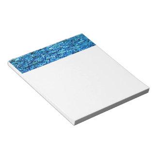 クールなプール水はHFPHOT24をタイルを張ります ノートパッド