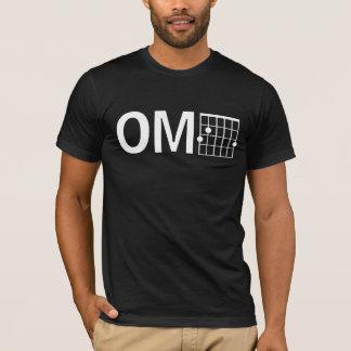 クールなユーモアOMGのギターGの専攻のなコード Tシャツ