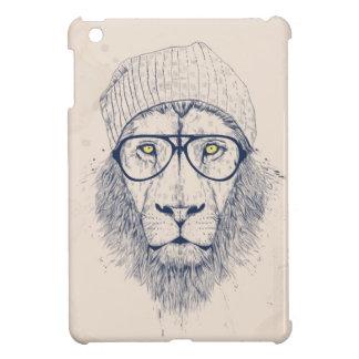 クールなライオン iPad MINIケース