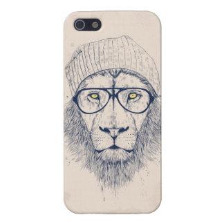 クールなライオン iPhone 5 カバー