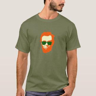 クールなリンカーン Tシャツ