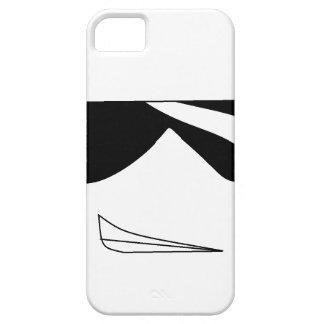 クールな人 iPhone SE/5/5s ケース