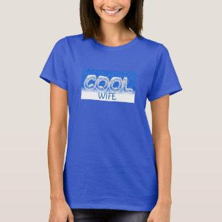 クールな妻 Tシャツ
