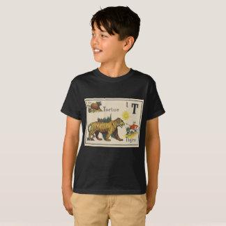 クールな子供のワイシャツ、ギフト素晴らしい、パンクヴィンテージ Tシャツ
