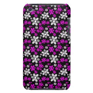 クールな東洋のガーリーなデイジーの花の花柄パターン Case-Mate iPod TOUCH ケース