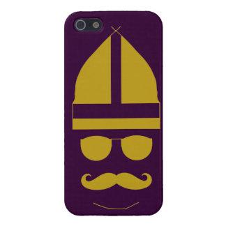 クールな法皇 iPhone 5 COVER