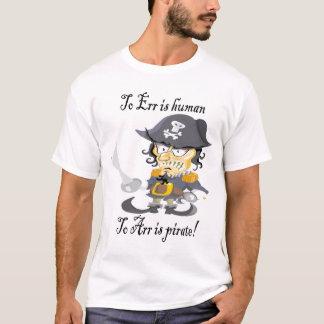 クールな海賊Tシャツ Tシャツ