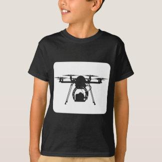 クールな無人機Bro Tシャツ
