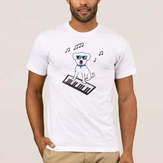 クールな犬 Tシャツ