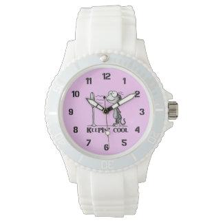 クールな猿を保つこと 腕時計