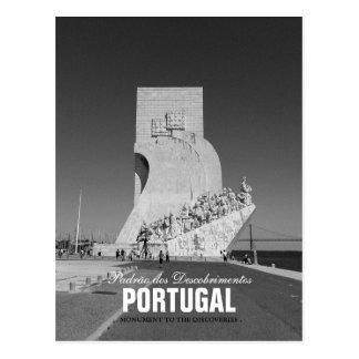 クールな発見記念碑| Padrão Descobrimentos ポストカード