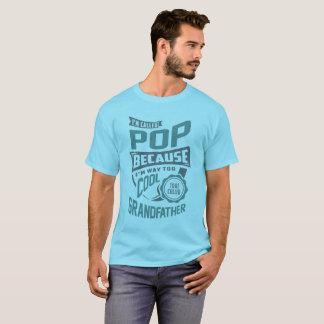クールな破裂音。 完全なギフト! Tシャツ