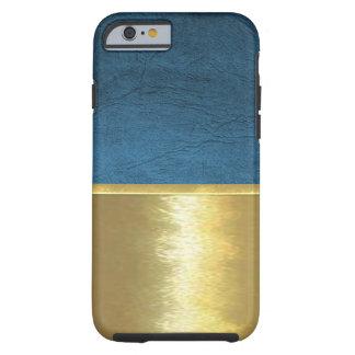 クールな緑のスエードの質の金ゴールドのデザインの箱 ケース