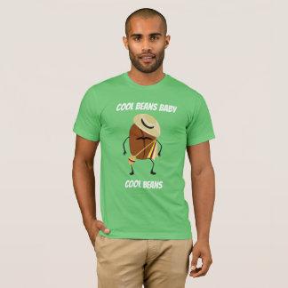 クールな豆のベビーの***のTワイシャツFunnies ** Tシャツ