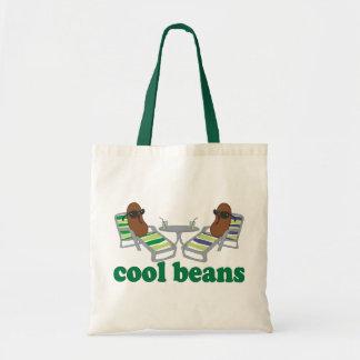 クールな豆 トートバッグ