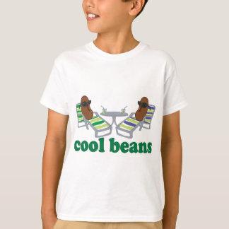 クールな豆 Tシャツ