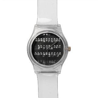 クールな都市腕時計 腕時計
