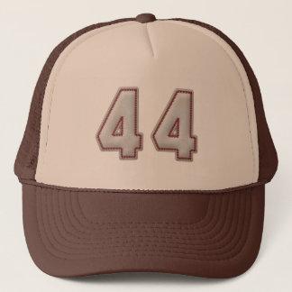 クールな野球のステッチの一見を用いる第44 キャップ