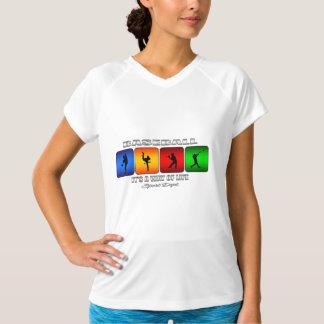 クールな野球 Tシャツ