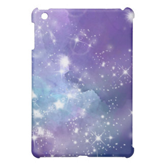 クールな銀河系の星のiPadの場合 iPad Miniカバー