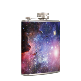 クールな銀河系の星雲 フラスク