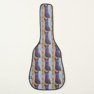 クールな青猫 ギターケース