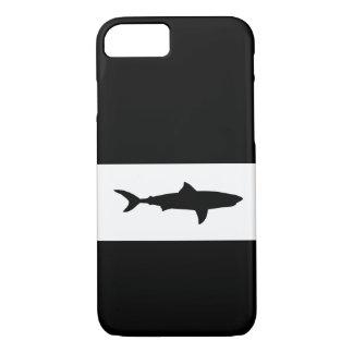 クールな鮫のデザイン iPhone 7ケース