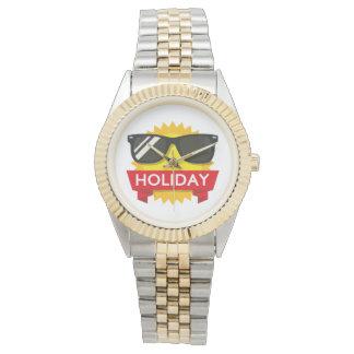 クールなsunglassの太陽 腕時計