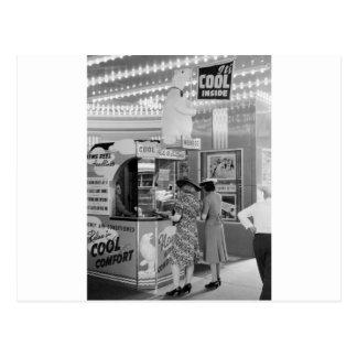 クールなTheater 1940年 ポストカード