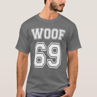 クールなWoof 69 Tシャツ