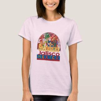 グアダラハラメキシコ Tシャツ